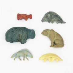 Obscure plastic animals found on Cornish beaches