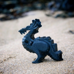 Lego dragon lost at sea in 1997